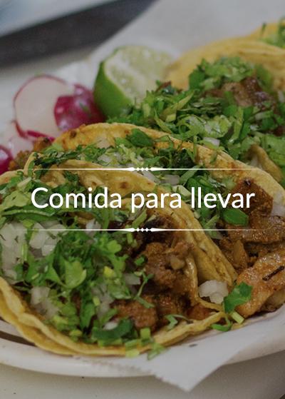 Carry Out La Posada